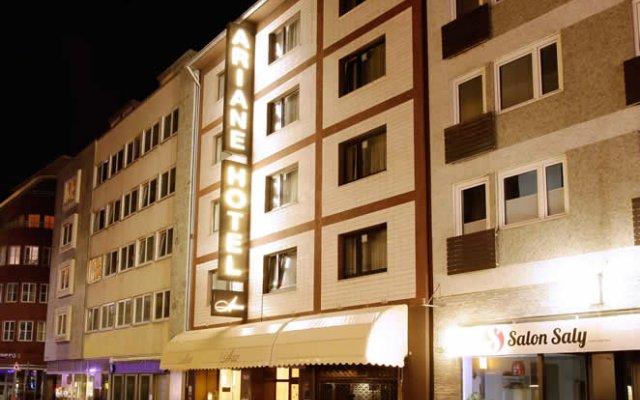 Centro Hotel Ariane вид на фасад