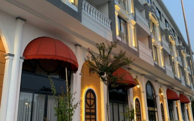 The Sansa Hotel & Spa Турция, Сиде - отзывы, цены и фото номеров - забронировать отель The Sansa Hotel & Spa онлайн вид на фасад