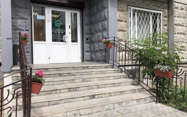 Хостел Французоff вид на фасад
