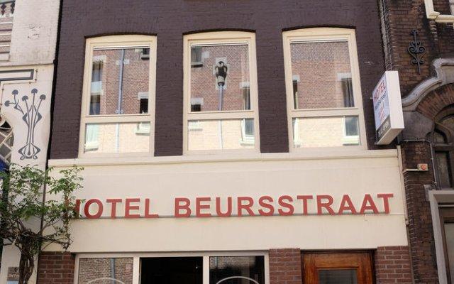 Отель Beursstraat городской автобус