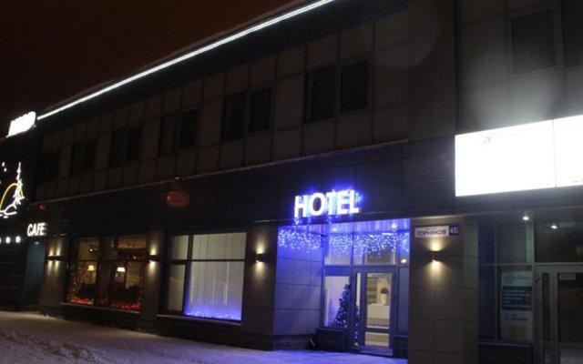 Гостиница NORD вид на фасад