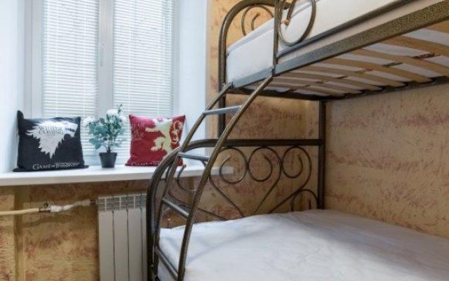 Гостиница Winterfell Chistye Prudy комната для гостей