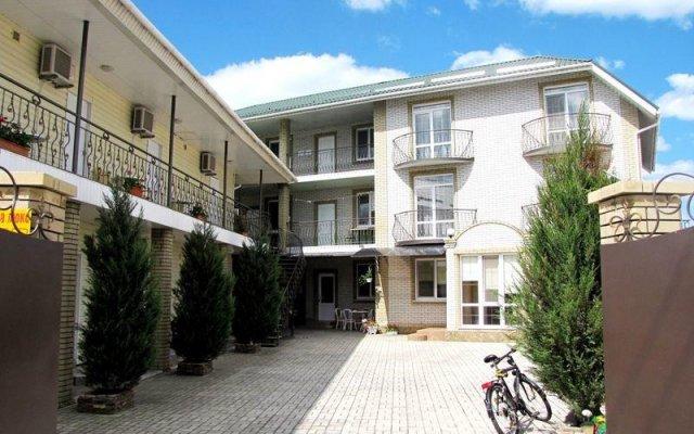 Гостиница Guest House Alina парковка