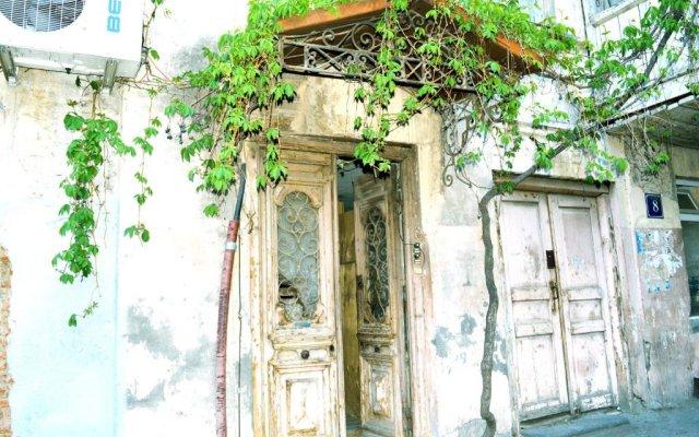 My Hostel Тбилиси вид на фасад