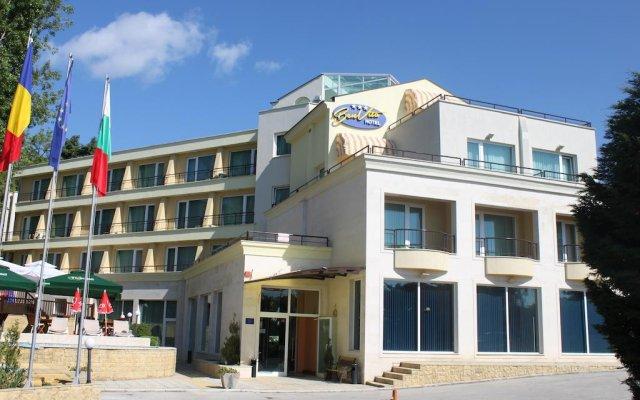 Отель BENVITA Золотые пески вид на фасад