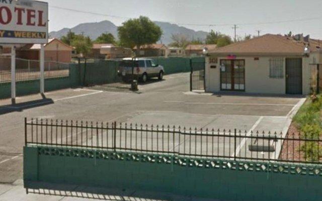 Отель Skyline Motel США, Лас-Вегас - отзывы, цены и фото номеров - забронировать отель Skyline Motel онлайн спортивное сооружение