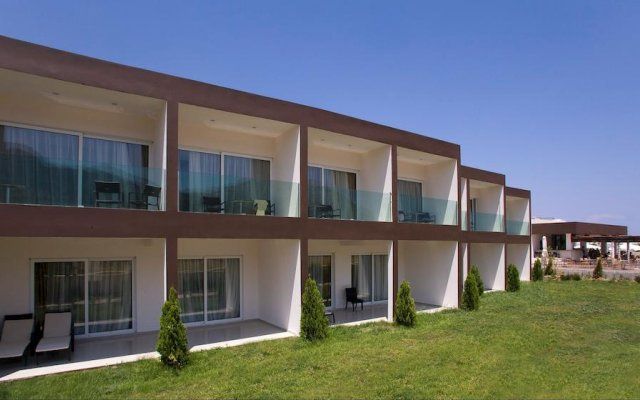 Отель Anavadia вид на фасад