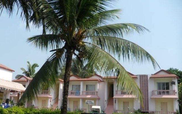 Отель Bollywood Sea Queen Beach Resort Индия, Гоа - отзывы, цены и фото номеров - забронировать отель Bollywood Sea Queen Beach Resort онлайн вид на фасад