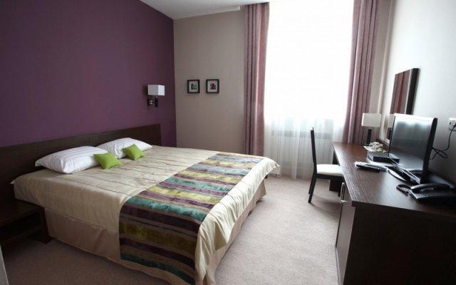 Aurora Hotel комната для гостей