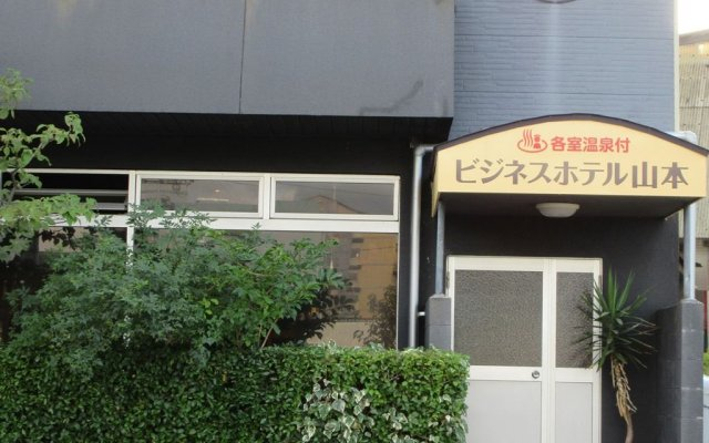 Отель Business Hotel Yamamoto Япония, Мисаса - отзывы, цены и фото номеров - забронировать отель Business Hotel Yamamoto онлайн вид на фасад