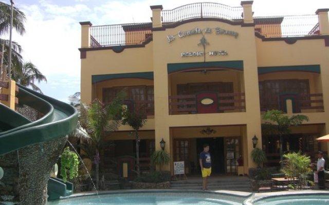 Отель Boracay Travelodge Beach Resort Филиппины, остров Боракай - 1 отзыв об отеле, цены и фото номеров - забронировать отель Boracay Travelodge Beach Resort онлайн бассейн
