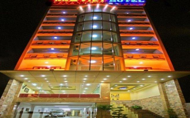 Отель Nam Viet Hotel Вьетнам, Вунгтау - отзывы, цены и фото номеров - забронировать отель Nam Viet Hotel онлайн вид на фасад