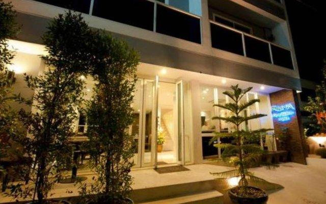 Отель Rama Kata Beach Hotel Таиланд, Пхукет - отзывы, цены и фото номеров - забронировать отель Rama Kata Beach Hotel онлайн вид на фасад