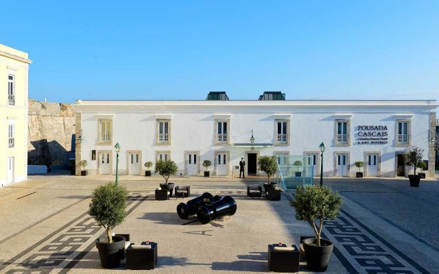 Отель Pestana Pousada de Cascais парковка