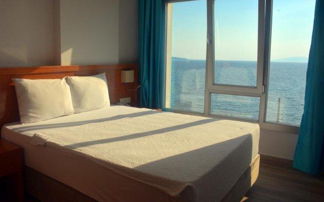 Dikelya Hotel Турция, Дикили - отзывы, цены и фото номеров - забронировать отель Dikelya Hotel онлайн комната для гостей