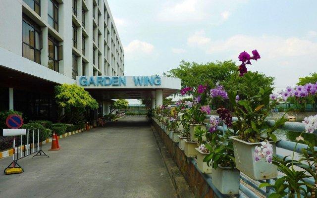 Отель Ambassador City Jomtien Pattaya - Garden Wing