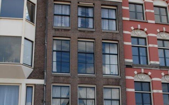 Отель Amsterdam CS Studio Нидерланды, Амстердам - отзывы, цены и фото номеров - забронировать отель Amsterdam CS Studio онлайн вид на фасад