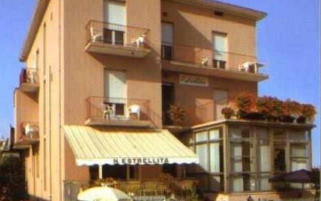 Отель Estrellita вид на фасад