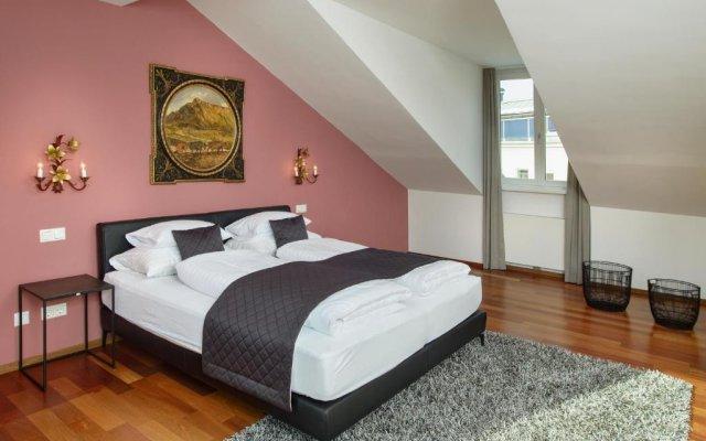 Отель My Wonderland Apartment Австрия, Зальцбург - отзывы, цены и фото номеров - забронировать отель My Wonderland Apartment онлайн комната для гостей