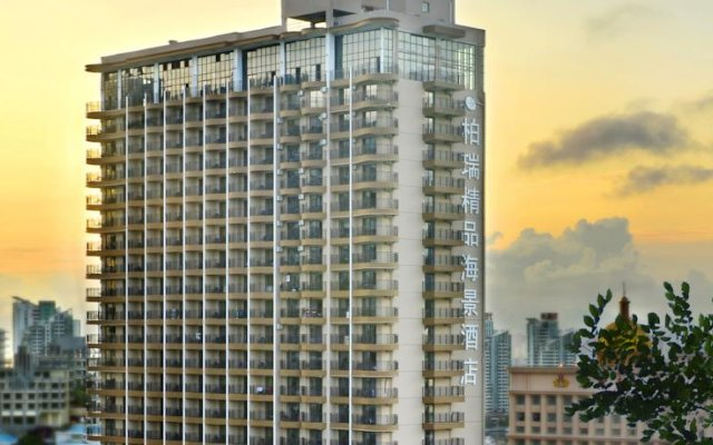 Barry Boutique Hotel Sanya балкон