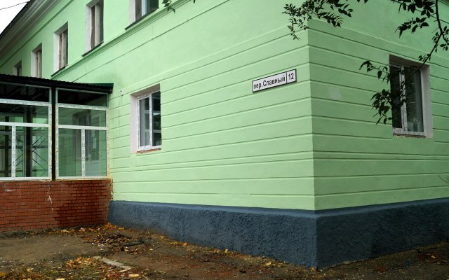 Slavnyi Hostel вид на фасад