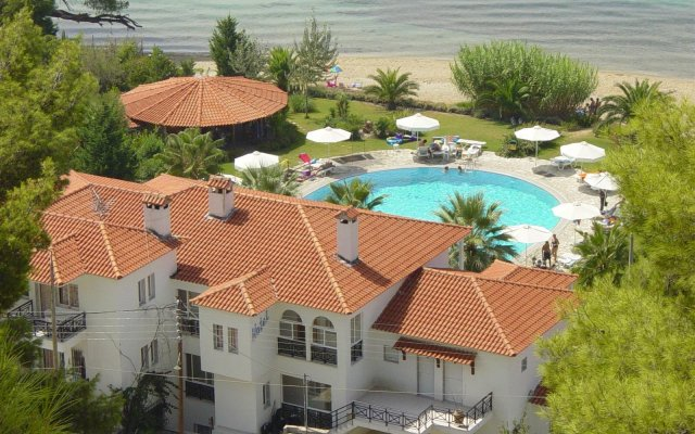 Отель Acrotel Lily Ann Beach балкон
