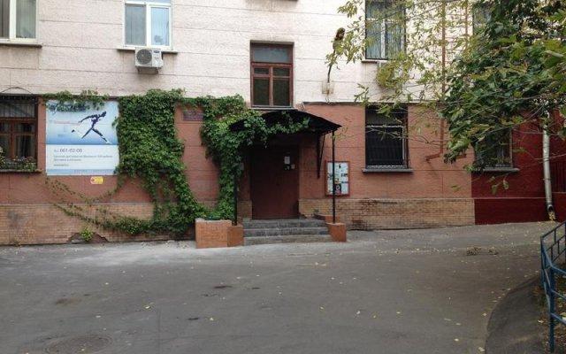 Гостиница Илиан Хостел в Москве - забронировать гостиницу Илиан Хостел, цены и фото номеров Москва вид на фасад