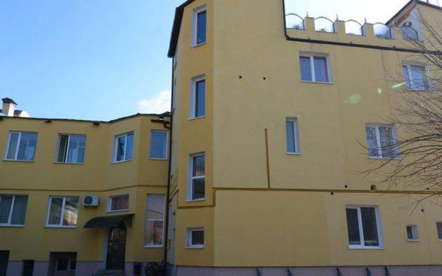 Monte-Kristo Hotel вид на фасад