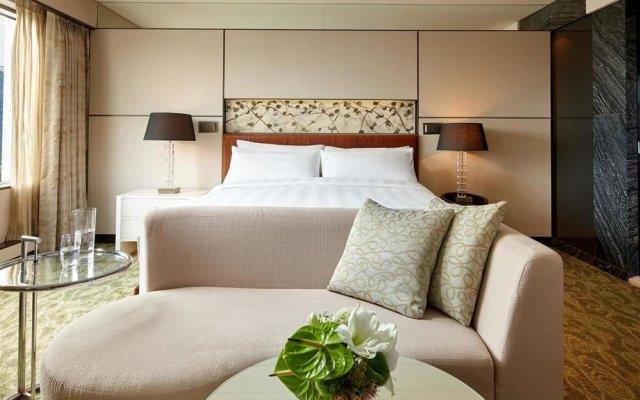 Lotte Hotel Seoul комната для гостей