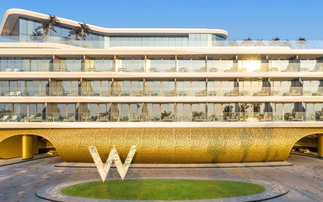 Отель W Dubai The Palm Дубай
