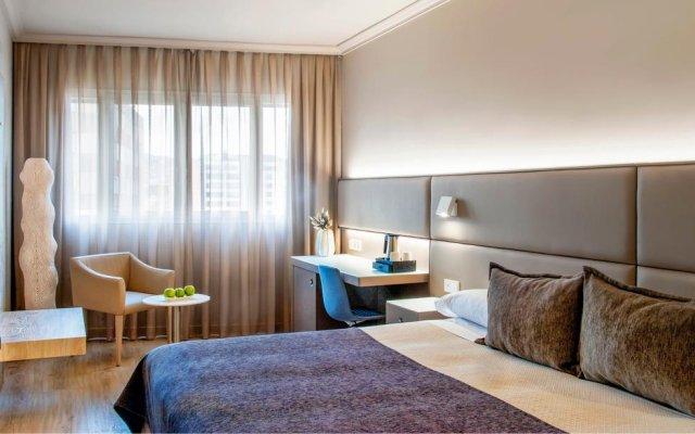 Sallés Hotel Pere IV комната для гостей