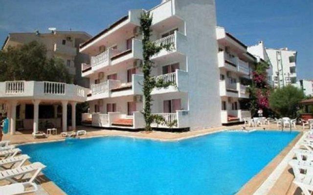 Kaan Apart Турция, Мармарис - отзывы, цены и фото номеров - забронировать отель Kaan Apart онлайн бассейн