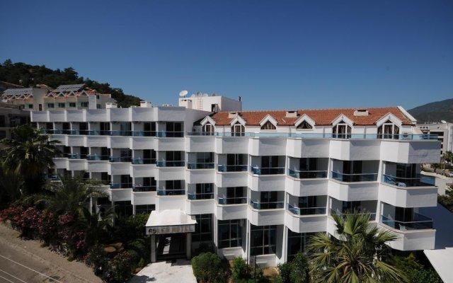Adler Турция, Мармарис - отзывы, цены и фото номеров - забронировать отель Adler онлайн вид на фасад