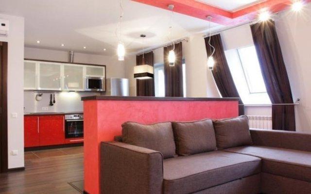 Апартаменты Voland Apartments Санкт-Петербург комната для гостей