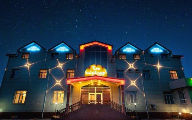 Гостиница Complex AK SAMAL Казахстан, Караганда - отзывы, цены и фото номеров - забронировать гостиницу Complex AK SAMAL онлайн вид на фасад