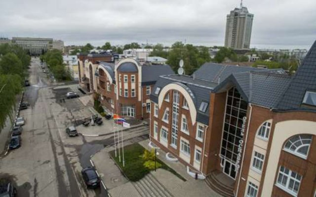 Гостиница Оснабрюк балкон