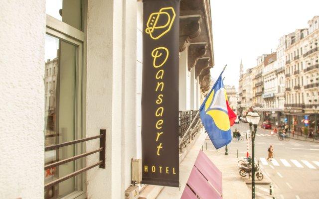 Отель DANSAERT Брюссель