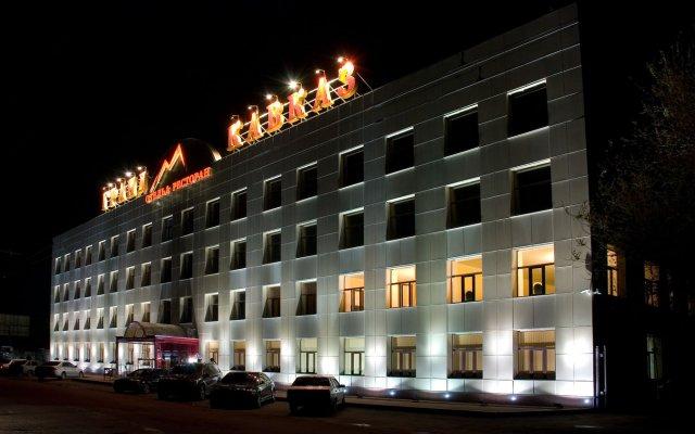 Гостиница Гранд Кавказ вид на фасад