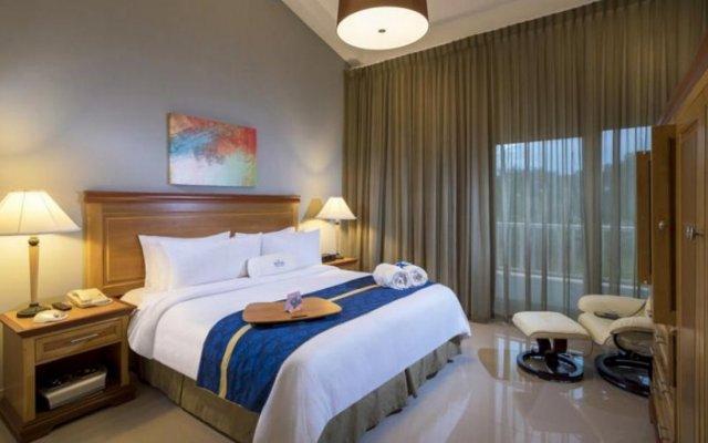 Отель Hodelpa Garden Suites комната для гостей