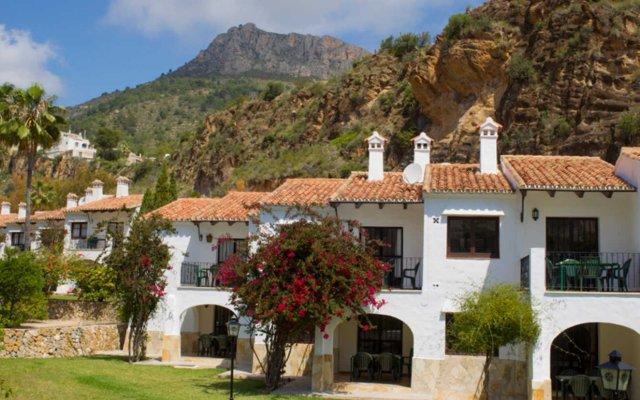 Отель Sunsea village 1 вид на фасад
