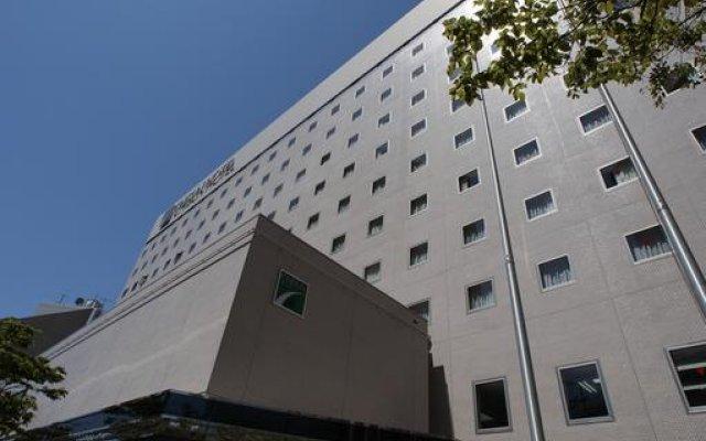 Chisun Hotel Hamamatsucho вид на фасад