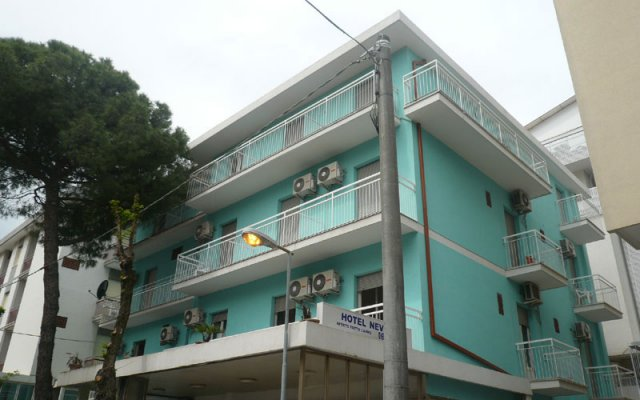Hotel Riva вид на фасад