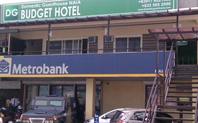 Отель DG Budget Hotel Salem Филиппины, Пасай - 1 отзыв об отеле, цены и фото номеров - забронировать отель DG Budget Hotel Salem онлайн вид на фасад