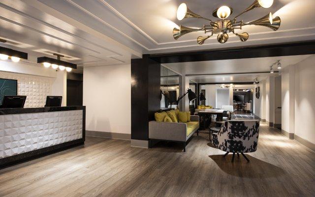 Отель Le Montrose Suite Hotel США, Уэст-Голливуд - отзывы, цены и фото номеров - забронировать отель Le Montrose Suite Hotel онлайн интерьер отеля
