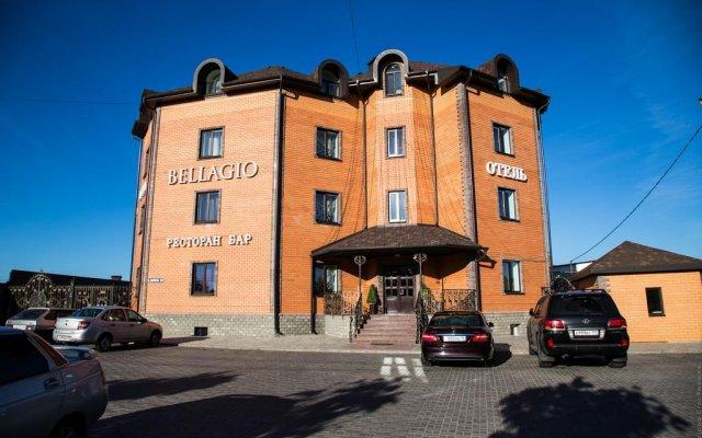 Гостиница Гостинично-ресторанный комплекс Белладжио вид на фасад