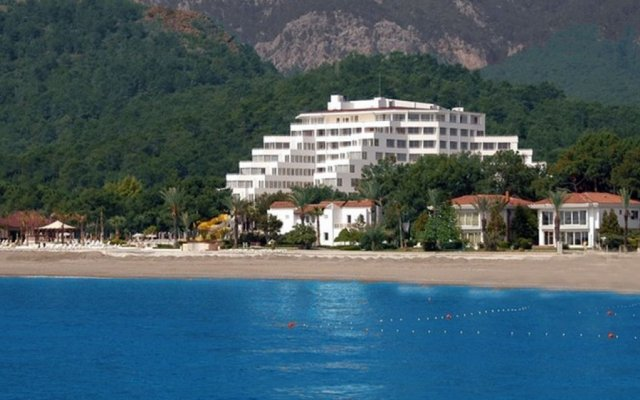 Отель Diamond Club Kemer пляж