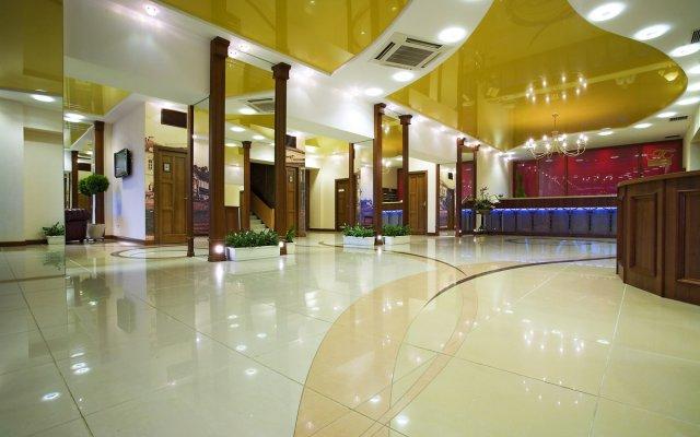 Гостиница Тагил интерьер отеля