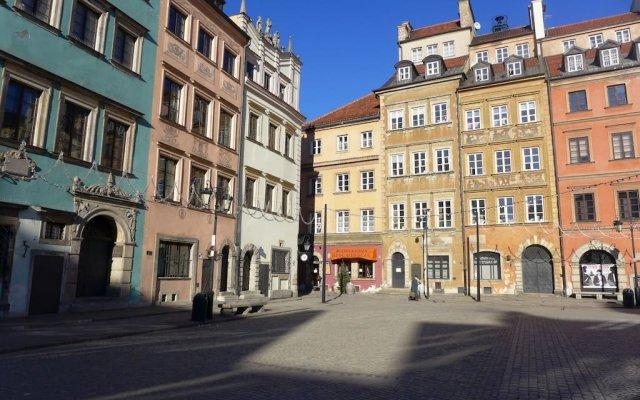 Отель Rynek Barssa AAO 48696 Польша, Варшава - отзывы, цены и фото номеров - забронировать отель Rynek Barssa AAO 48696 онлайн