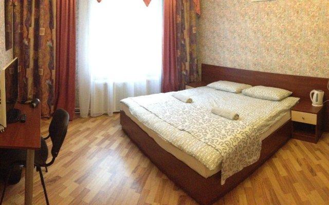 Гостиница New комната для гостей