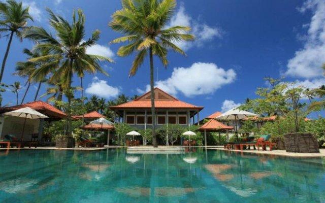 Отель Serene Pavilions Шри-Ланка, Ваддува - отзывы, цены и фото номеров - забронировать отель Serene Pavilions онлайн бассейн